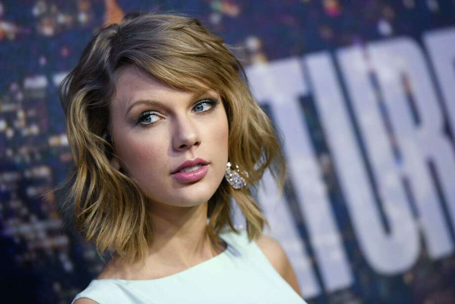 n this Feb. 15, 2015 photo, singer Taylor Swift attends the SNL 40th Anniversary Special in New York. Photo: Photo By Evan Agostini/Invision/AP, File  / Invision