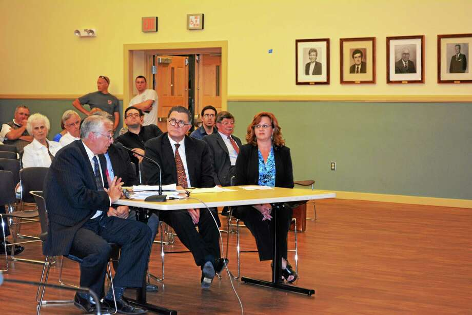 Amanda Webster — The Register Citizen file photo The Board of Finance and City Council approved Launa Goslee as Torrington's new tax collector on May 12. On Monday night, they approved a  contract for her. Photo: Journal Register Co.