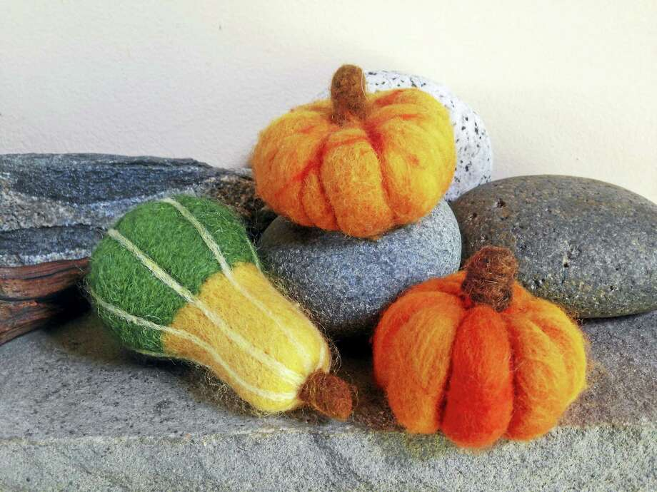 Join Rachel Gerowe of Redbarn Originals for needle felting night at Flanders! Needle felting is an easy-to-learn craft that involves using a barbed needle to sculpt wool. Participants can attend for $10 and choose to either bring their own project to be given guidance and support on or purchase a kit for an additional fee. Assorted kits will be available, ranging in price from $10-$35.  On Thursday, September 29 at 7PM, hedgehogs will be the featured kit. On Thursday, October 27 at 7PM it will be pumpkins and gourds that will be featured.   Participants can save $5 if they bring their own needles and foam. Beginners welcome.  Both classes will be held at the Flanders' South Farm House which is located at 596 Flanders Road in Woodbury.  To learn more or register for the programs call (203) 263-3711 Ext. 10.  Information on all adult and children's programming, special events and memberships can be found by visiting www.flandersnaturecenter.org. or on  Flanders' facebook page at facebook.com/flandersNatureCenter. Photo: CREDIT HERE