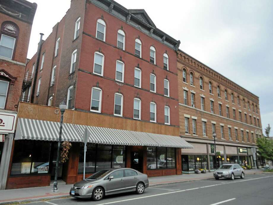 Buildings in downtown Winsted. Photo: Register Citizen File Photo