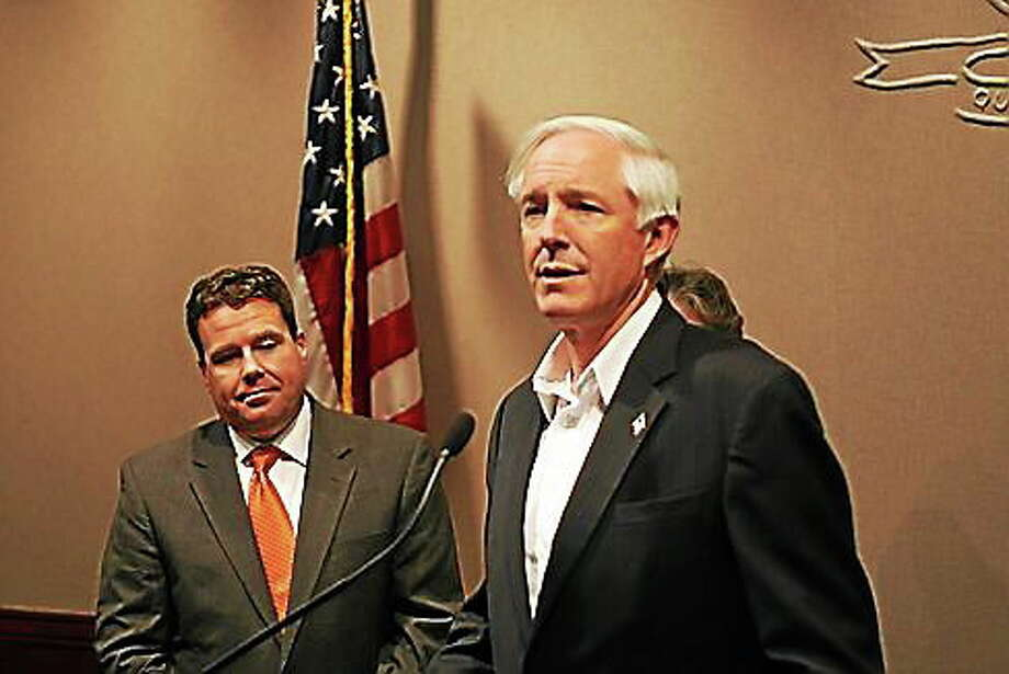Bridgeport Mayor Bill Finch narrowly defeated Joe Ganim for his party's nomination. Photo: CTNewsjunkie.com
