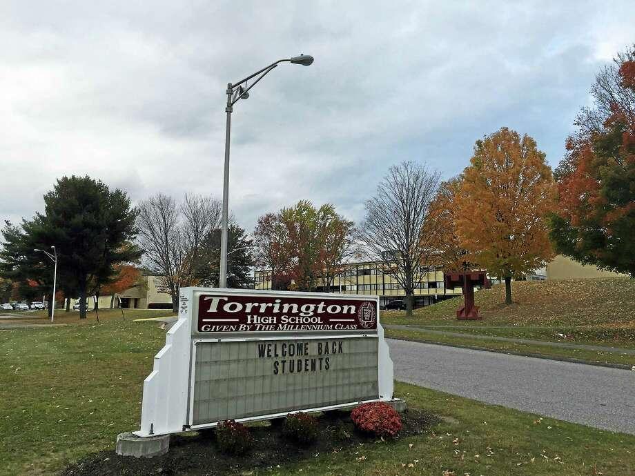 Torrington High School. Photo: Ben Lambert — Register Citizen