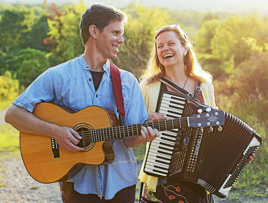 Jeffrey Pepper Rodgers and Wendy Ramsey Photo: Photo Courtesy Of Genevieve Fridley