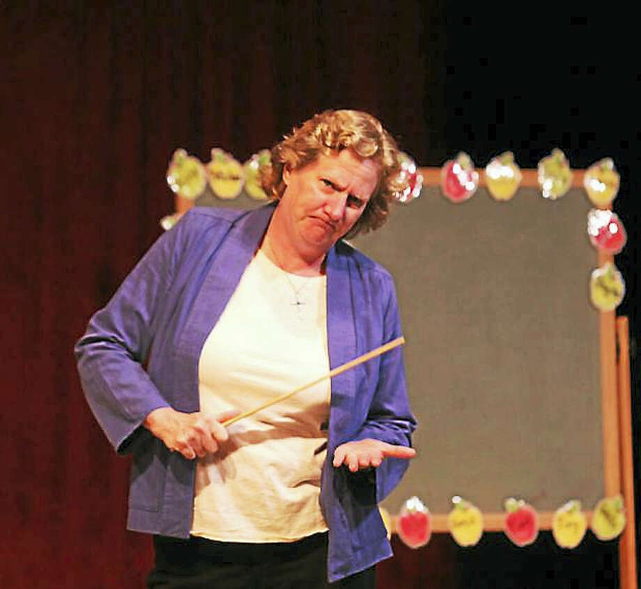 Contributed photo From the creator and co-author of Late Nite Catechism, comes the interactive comedy, Mrs. O'Brien's Guide to the Golden Rule!, which will be presented Saturday, April 2 at 8 p.m. at the Thomaston Opera House, Main Street, Thomaston. Photo: Journal Register Co.
