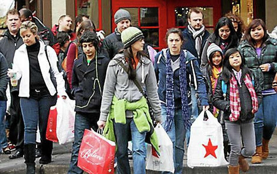 Holiday shopping AP Photo: AP Photo
