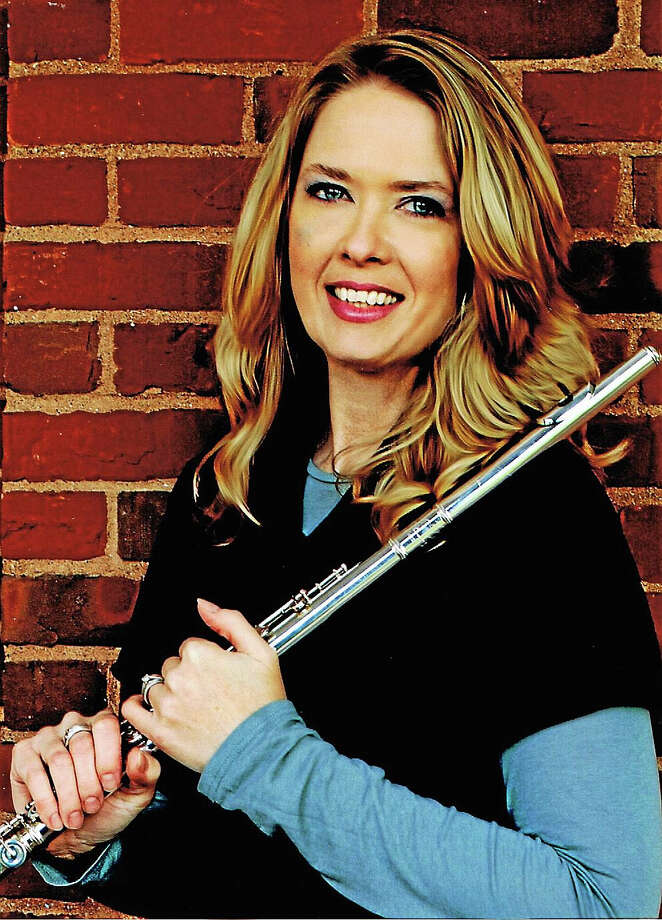 Contributed photoFlutist Jennifer Berman. Photo: Journal Register Co.
