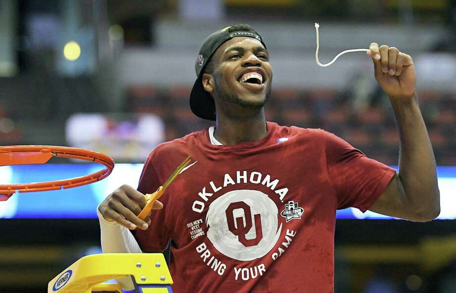 Oklahoma guard Buddy Hield is one of two unanimous selections to The Associated Press' 2015-16 All-America team. Photo: The Associated Press   / AP