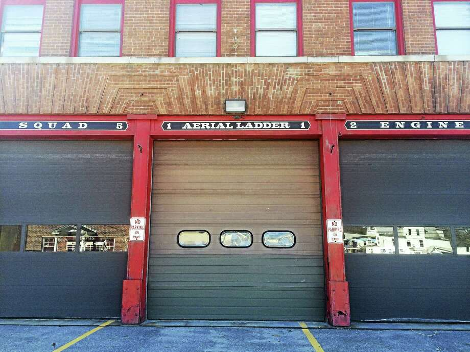 The Winsted Fire Department is actively recruiting new members. Photo: Noelia Ortiz — The Register Citizen