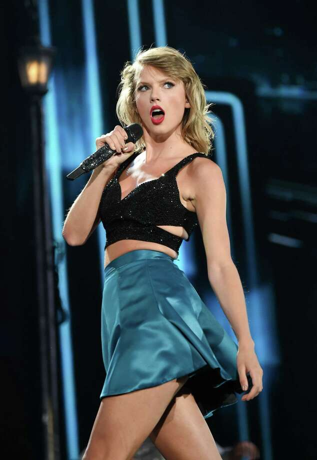 Taylor Swift's Oct. 13 concert at Minute Maid Park has been moved up to Sept. 9. Photo: Evan Agostini — The Associated Press File Photo  / Invision