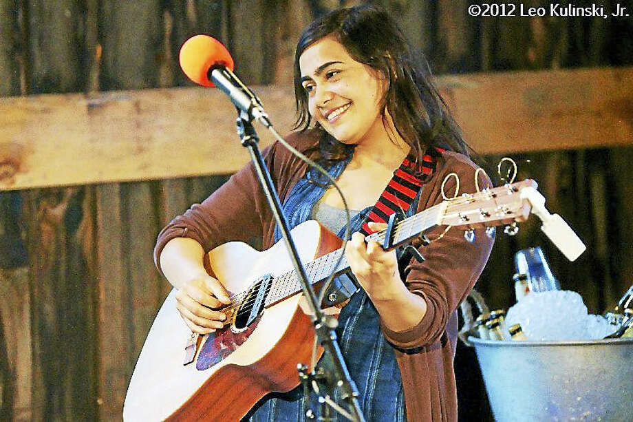 Photo by Leo Kulinski Jr.Icelandic recording artist Lay Low will perform June 18 at the Winchester Grange. Photo: Journal Register Co.