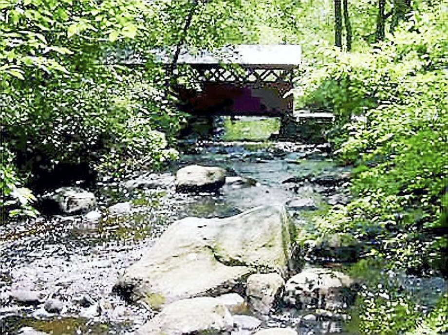 Chatfield Hollow State Park in Killingworth Photo: Connecticut DEEP PHOTO