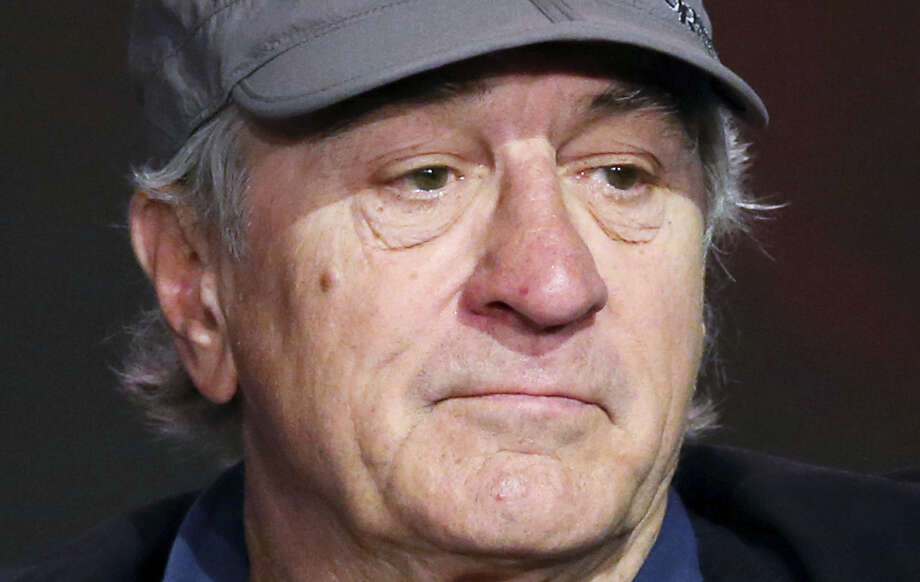 """In this Tuesday, Oct. 27, 2015 photo, Robert De Niro attends a news conference in Macau. On March 26, 2016 De Niro removed the anti-vaccination documentary """"Vaxxed"""" from the lineup of his Tribeca Film Festival, after initially defending its inclusion. Photo: AP Photo/Kin Cheung/file  / AP"""