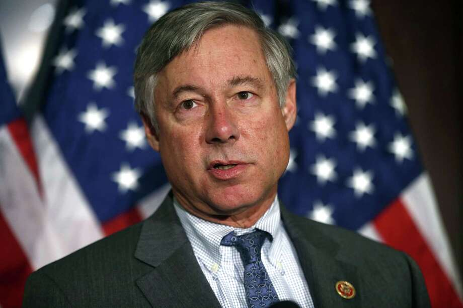 "In this Nov. 13, 2013, file photo, Rep. Fred Upton, R-Mich., speaks in Washington.  Two secretly  recorded videos of Planned Parenthood officials casually discussing how they provide aborted fetal organs for research have pushed the group and its Democratic allies onto the defensive. Three congressional committees are making inquiries, including the House Energy and Commerce Committee, which wants a briefing from Nucatola. Upton said in a brief interview that ""at the end of the day, sheíll testify"" by subpoenaing her if necessary. Hearings seem likely. Photo: AP Photo/Charles Dharapak, File / AP"