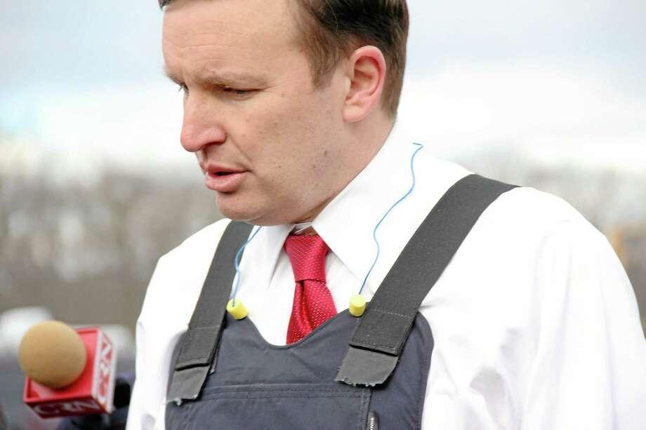 U.S. Sen. Chris Murphy. Photo: West Hartford News File Photo  / Kathleen Schassler All Rights