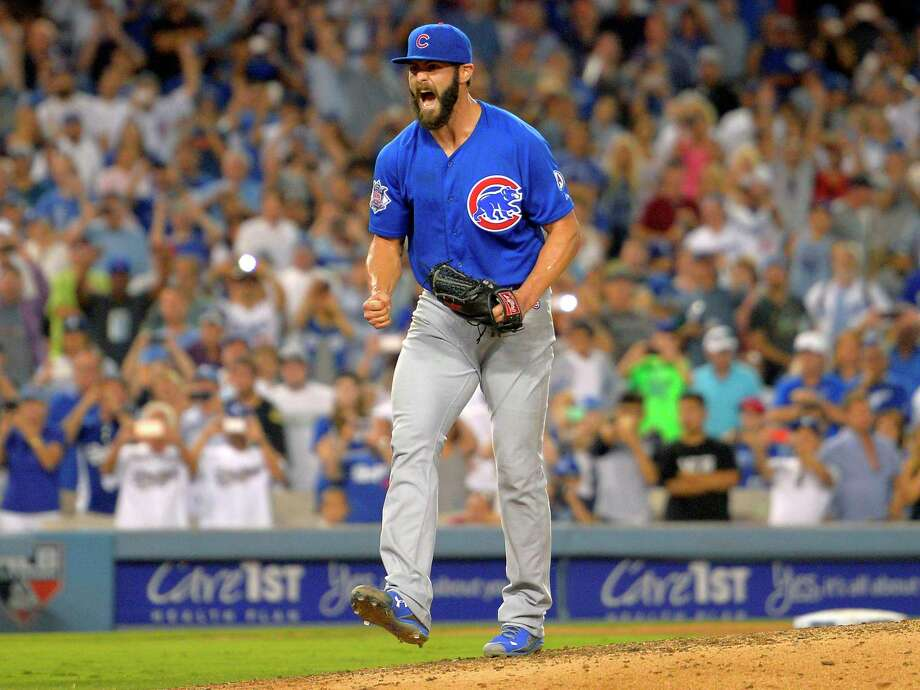 Chicago Cubs pitcher Jake Arrieta has won the NL Cy Young Award. Photo: Mark J. Terrill — The Associated Press File Photo  / AP