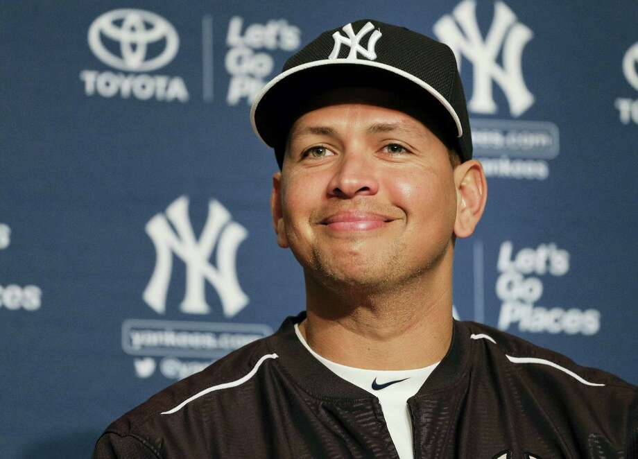 In this 2015 file photo, Alex Rodriguez answers questions during a news conference. Photo: The Associated Press File Photo  / AP