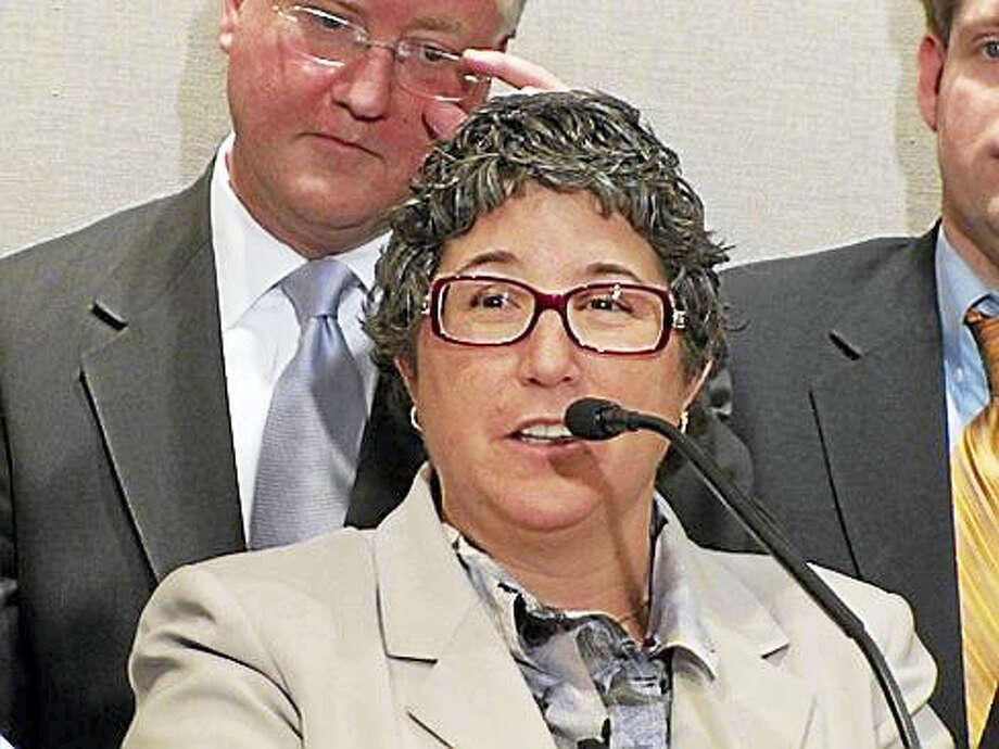 State Healthcare Advocate Victoria Veltri Photo: CTNEWSJUNKIE FILE PHOTO