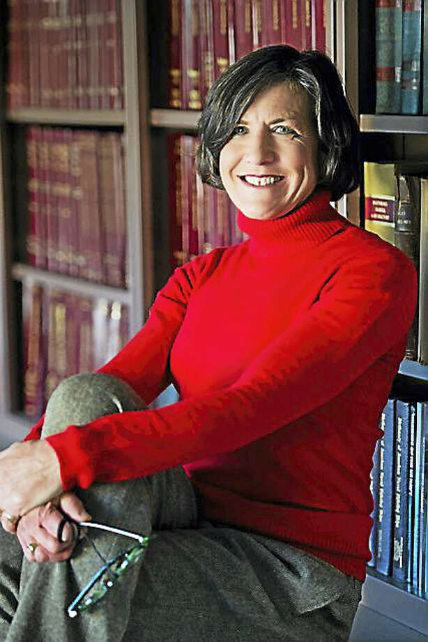 Ö..Five Points gallery located at 33 Main Street in downtown Torrington will host a lecture and book signing by Republican-American columnist Tracy OíShaughnessy on Friday, October 14 at 7:00 p.m.. Ms. OíShaughnessy will discuss her role as a columnist who is not political and her new book of essays, ìPut the Kettle Onî. The title of the book, which is illustrated by Danielle Mailer and published by Equa Press, comes from an expression used by Ms. OíShaughnessyís grandmother who used the term whenever a family crisis was at hand. The event is free and open to the public. For information, visit www.fivepointsgallery.org. Photo: Journal Register Co.