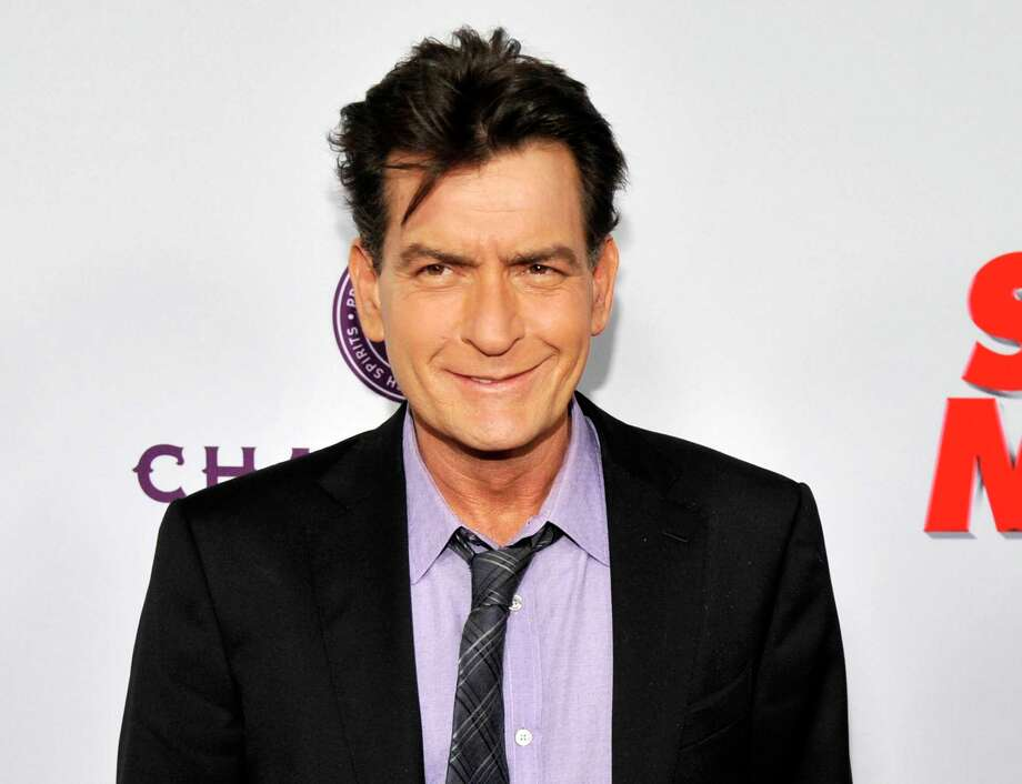 """In this April 11, 2013, file photo, Charlie Sheen, a cast member in """"Scary Movie V,"""" poses at the Los Angeles premiere of the film at the Cinerama Dome in Los Angeles. Sheen is set to """"make a revealing personal announcement"""" on NBC's """"Today"""" show on Tuesday, Nov. 17, 2015, NBC announced on Monday. Photo: Photo By Chris Pizzello/Invision/AP, File   / Invision"""