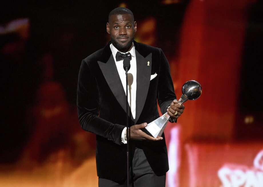 LeBron James and his company, SpringHill Entertainment, have signed a content creation deal with Warner Bros. that includes potential projects in film, television and other digital properties. Photo: Chris Pizzello — The Associated Press  / Invision