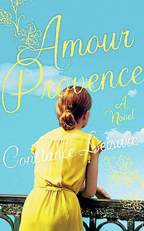 """""""Amour Provence,"""" a novel by Connie Leisure, weaves a tale of life in a small wine village in the south of France. Photo: Journal Register Co."""