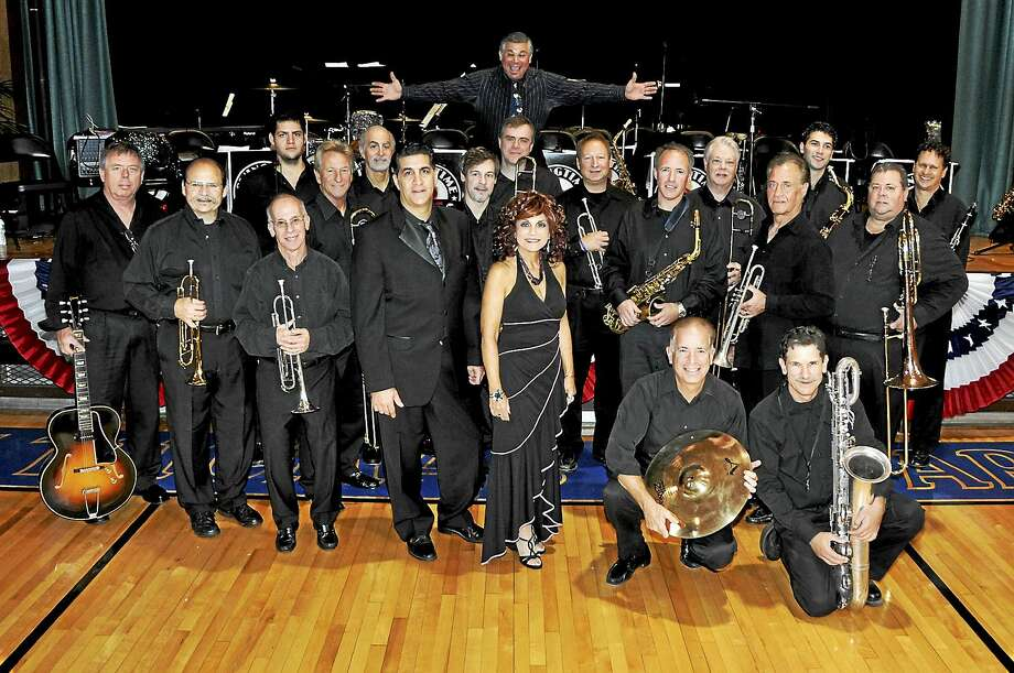Contributed photo Music Mountain continues its 86th season with Swingtime Big Band on Saturday, July 25 playing the best music of the Swing Era. Photo: Journal Register Co.