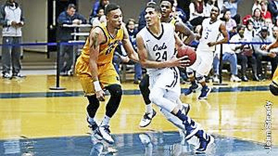 Torrington native Desmond Williams plays in Friday night's Reese's Division II All-Star Game as the culmination of a spectacular season at Southern Connecticut State University. Photo: Photo Courtesy Southern Connecticut