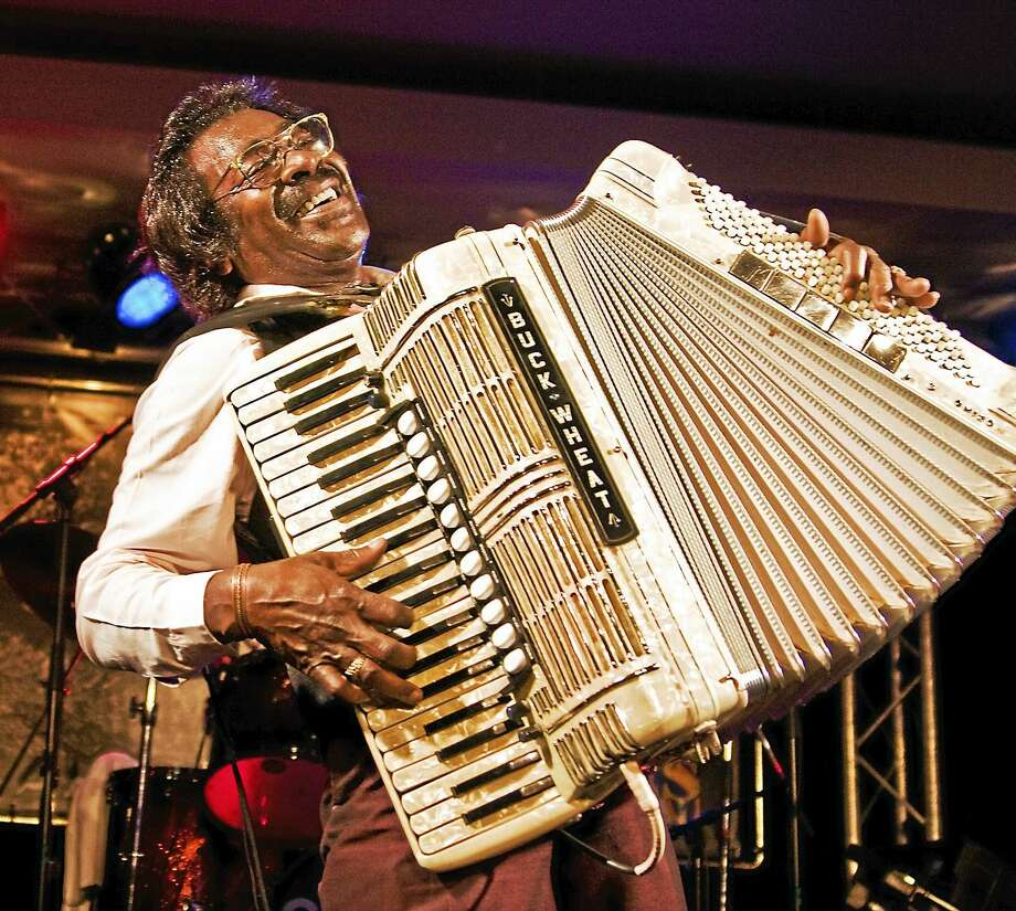 Contributed photo A rare opportunity to see Buckwheat Zydeco is coming up when he plays Infinity Music Hall in Norfolk. Photo: Journal Register Co. / photo by dragan tasic www.nga.ch