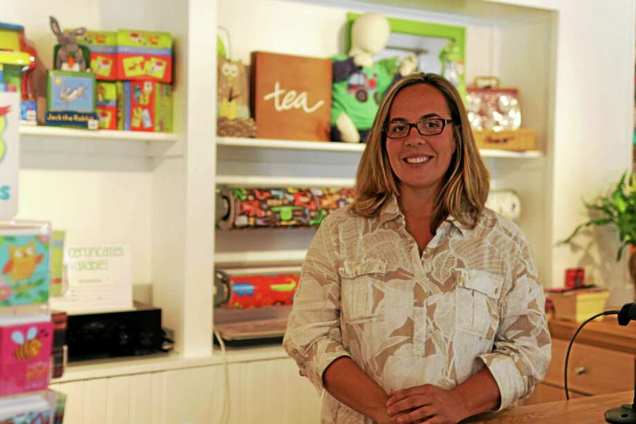Jessica Dell'Aera has opened The Silly Sprout at 469 Bantam Road (Route 202) in Litchfield. Photo: John Fitts — The Register Citizen