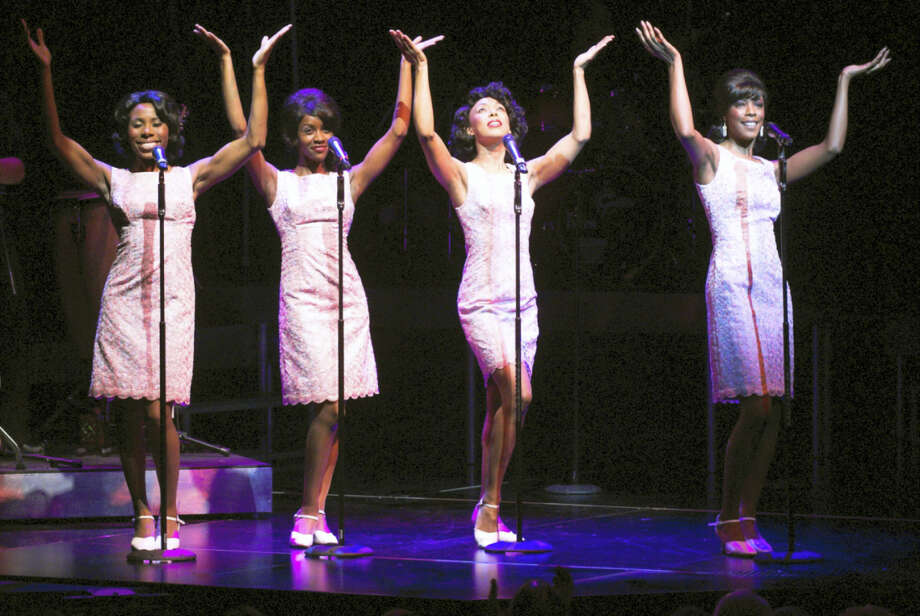 Contributed photoThe Palace Theater in Waterbury presents Dancing in the Streets, a tribute to the music and movement of Motown, Saturday, April 2 at 8 p.m. Photo: Journal Register Co.