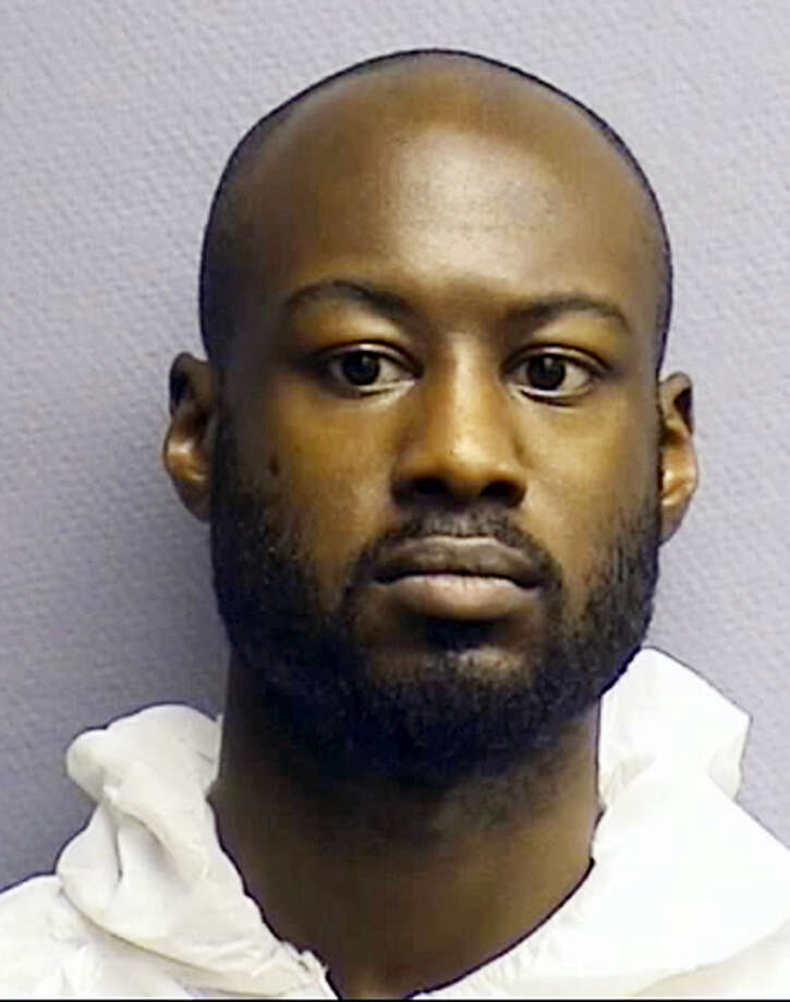 This photo provided by Houston Police Department shows Andre Timothy Jackson, Jr. Jackson has been charged with murder in the stabbing death of an 11-year-old who was walking home from school last month, police said Saturday, June 4, 2016. Jackson Jr. was arrested Friday afternoon at the Salvation Army in downtown Houston and charged later in the day, Mayor Sylvester Turner said at a news conference Saturday. Photo: Houston Police Department Via AP  / Houston Police Department