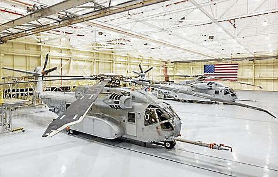 Lockheed Martin Photo: Journal Register Co.