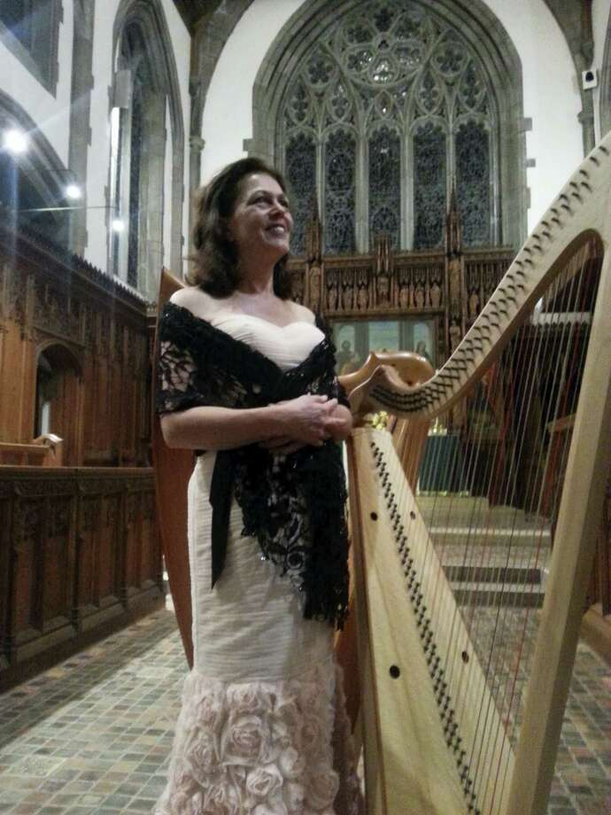 Contributed photoZoe Vandermeer performs at St. Michael's church. Photo: Journal Register Co.