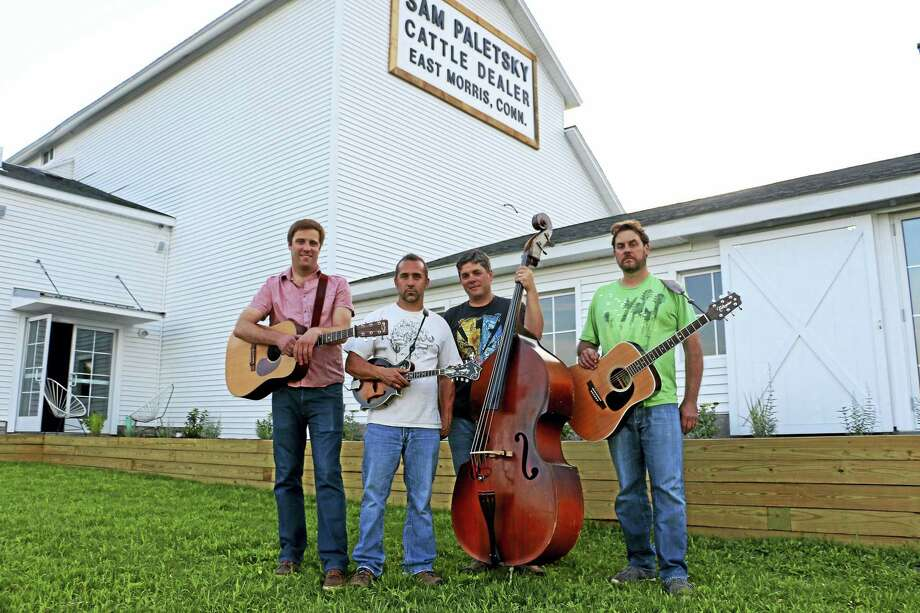 "Contributed photoThe Switch Factory plays at Bridge Street Live in Collinsville in ""Celebration of String,"" with the Collinsville String Band on Saturday, March 26 at 8 p.m. Photo: Journal Register Co."