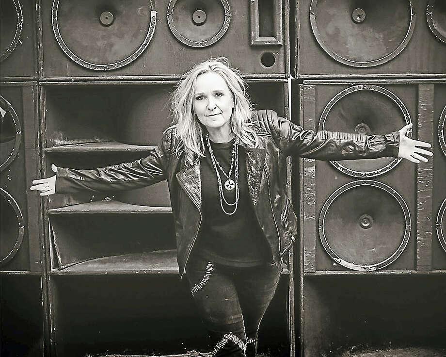 Contributed photoTickets go on sale Friday, March 25, for Melissa Etheridge, who will perform in concert at the Warner Theatre on June 15. Photo: Journal Register Co.