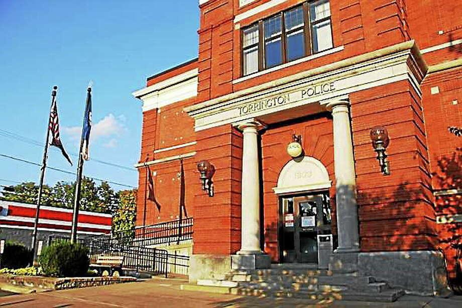 The Torrington Police Department building. Register Citizen File Photo Photo: Journal Register Co.