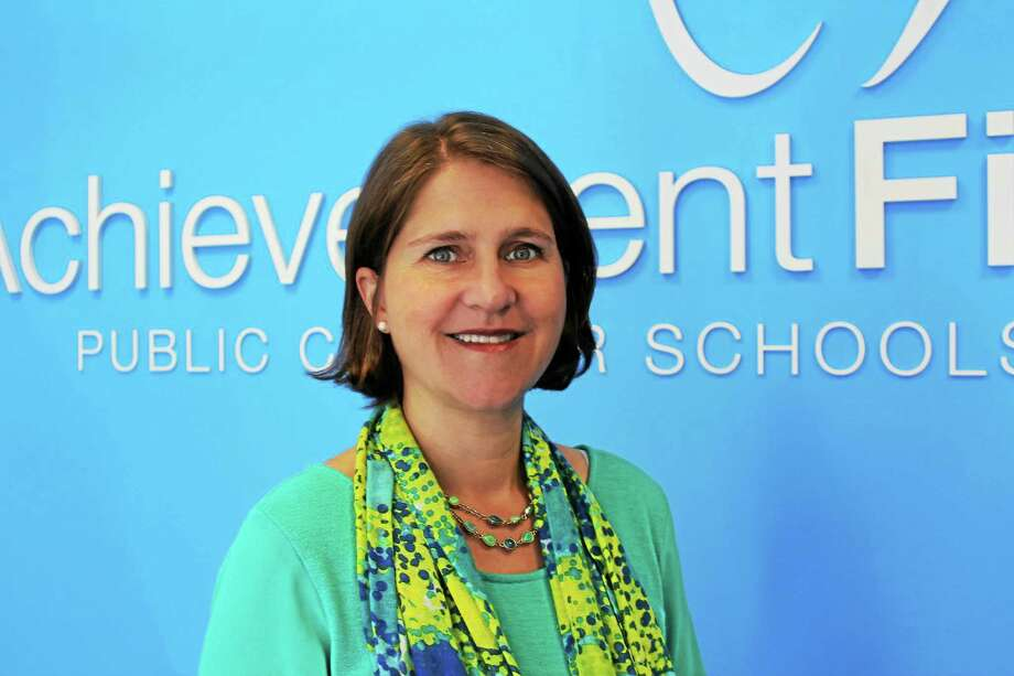 Dacia Toll is the Co-CEO of Achievement First, a non-profit network of public charter schools, serving over 3,800 students in Bridgeport, Hartford and New Haven. Photo: Journal Register Co.