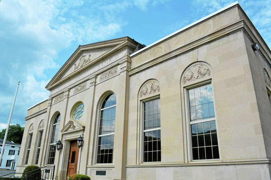 The future home of the American Museum of Tort Law at 654 Main St. in Winsted. Photo: Ben Lambert — The Register Citizen
