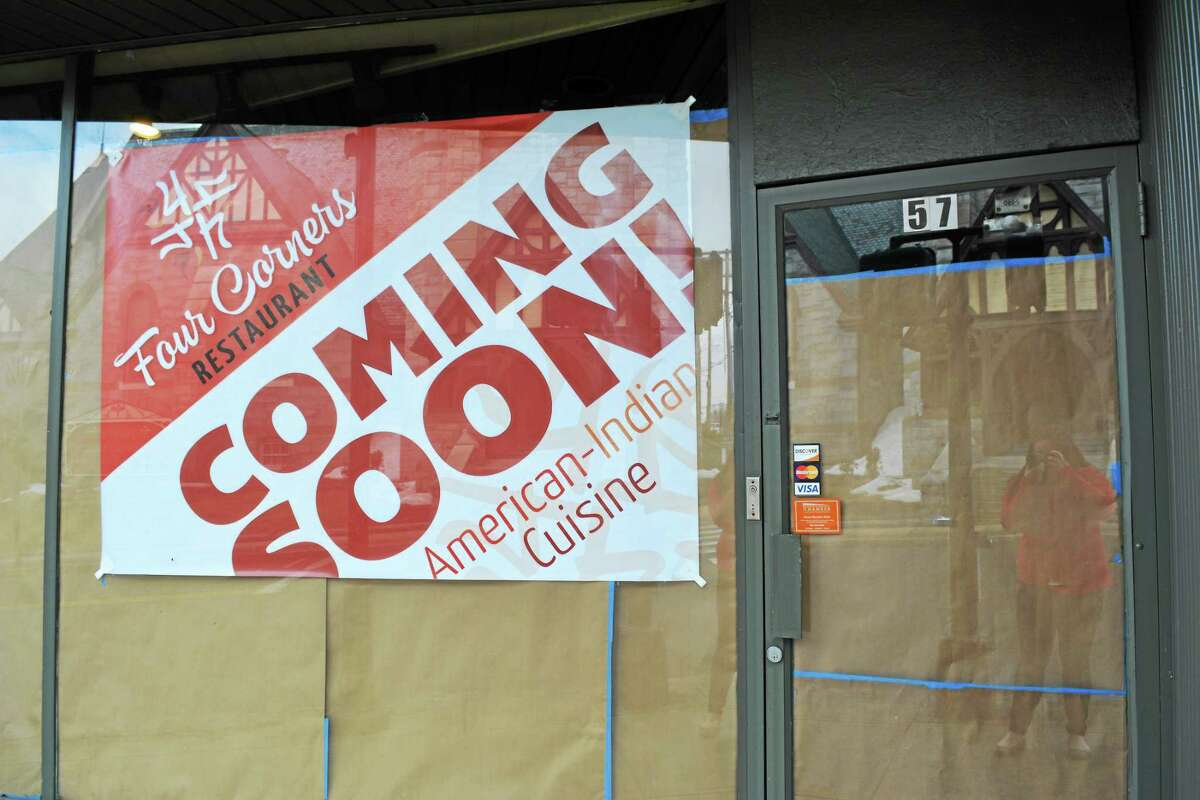 Four Corners Restaurant is expected to open in April.