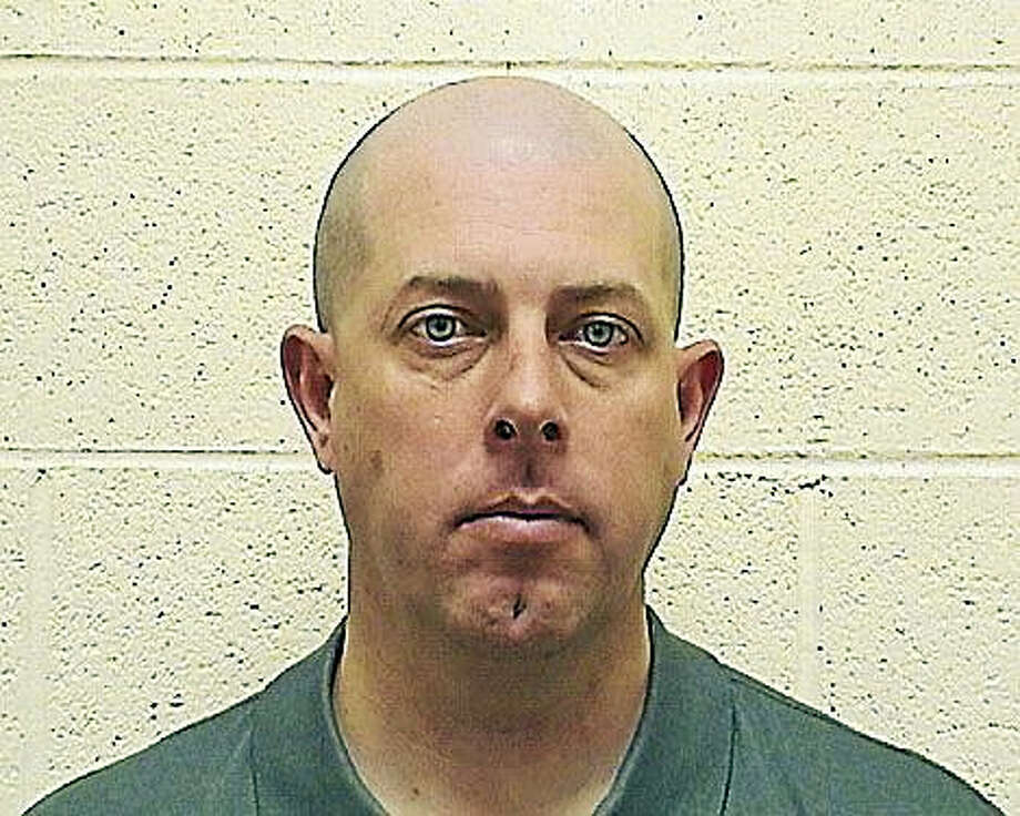 Eric Baim, Torrington Public Schools' director of secondary education, is facing charges from a fellow employee in the school district. He is scheduled to appear in court Monday. Photo: Courtesy Torrington PD