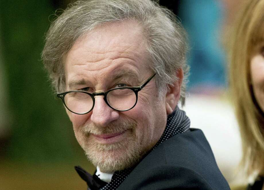 In this Dec. 7, 2014 photo, filmmaker Steven Spielberg attends a reception in the East Room of the White House in Washington. Photo: AP Photo/Manuel Balce Ceneta, File  / AP
