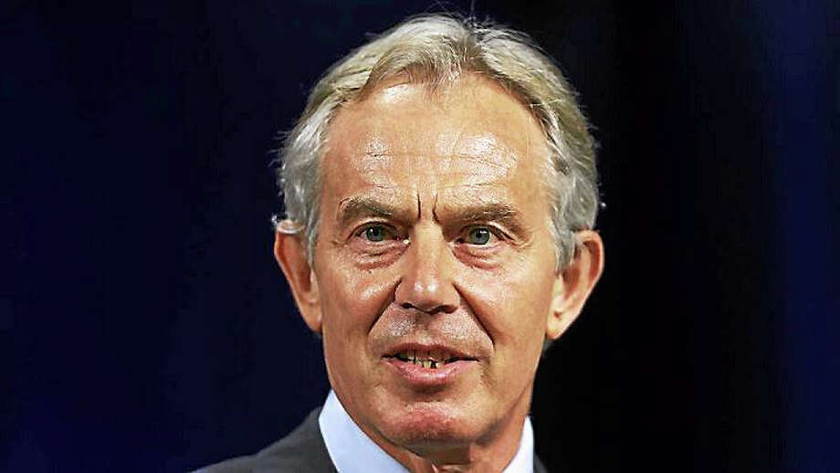 Tony Blair Photo: AP Photo