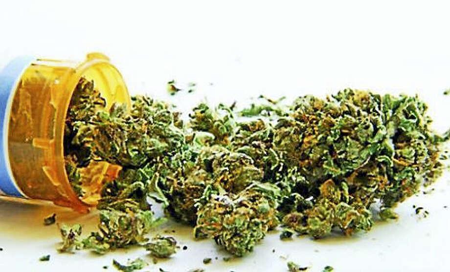Medical Marijuana Bill For Children Photo: Journal Register Co.