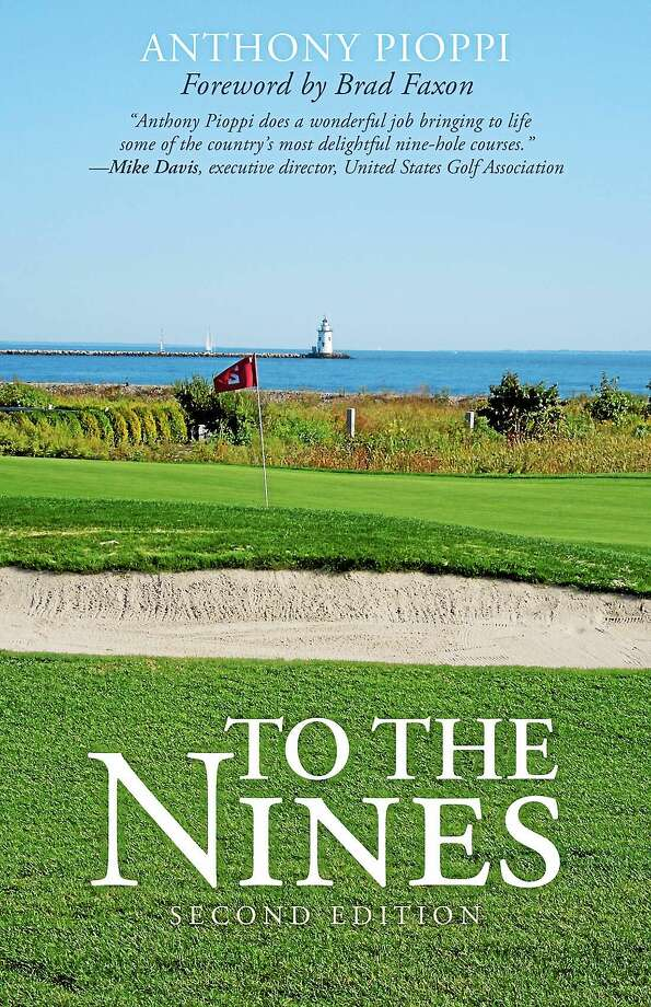 """The second edition of """"To The Nines,"""" written by Middletown's Anthony Pioppi, can be found at Barnes & Nobles and on Amazon. Photo: Photo Courtesy Of Taylor Trade Publishing"""