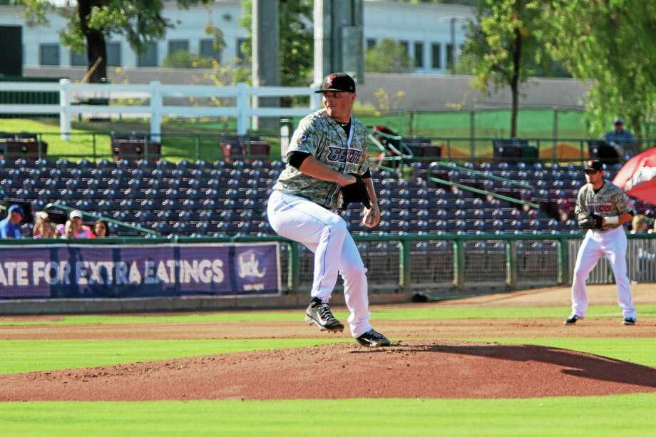 University of Hartford product Sean Newcomb has been stellar in his first full season of professional baseball. Photo: Photo Courtesy Of Fernando Gutierrez