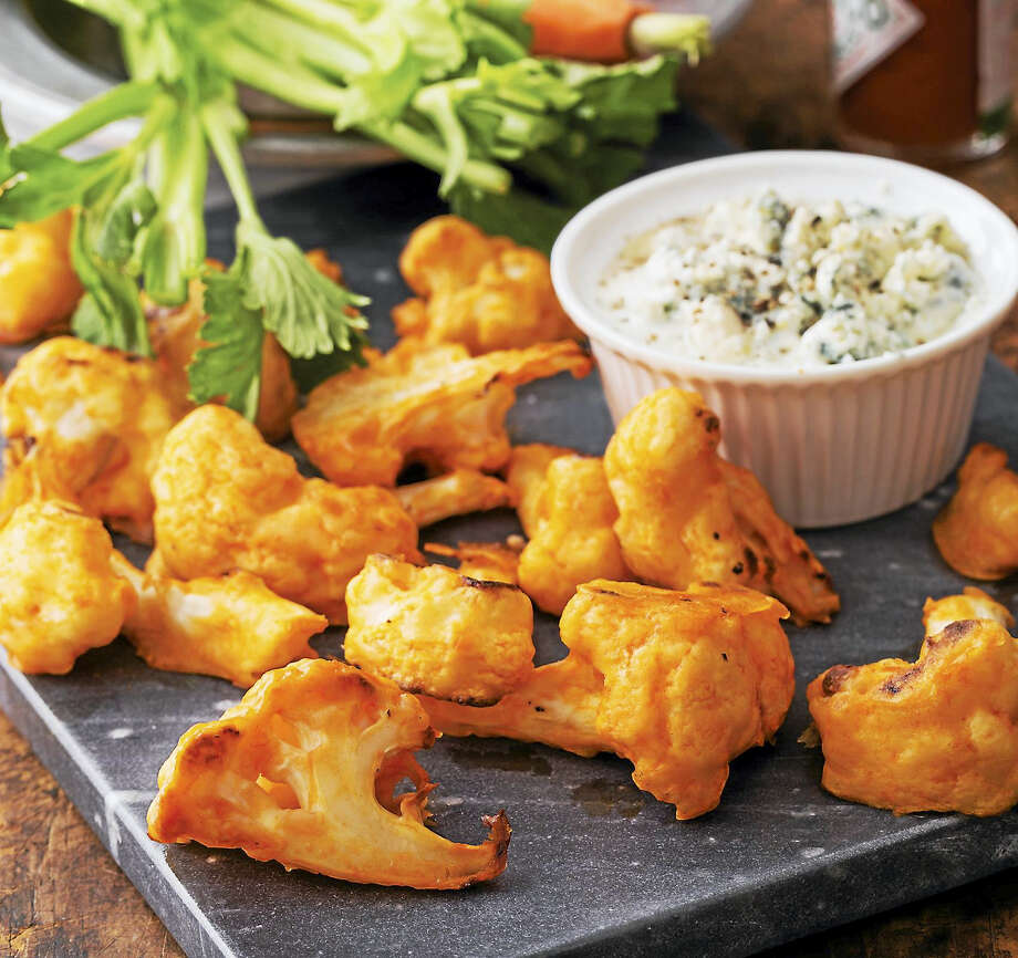 "Cauliflower Buffalo ""Wings.""Contributed Photo: Journal Register Co."