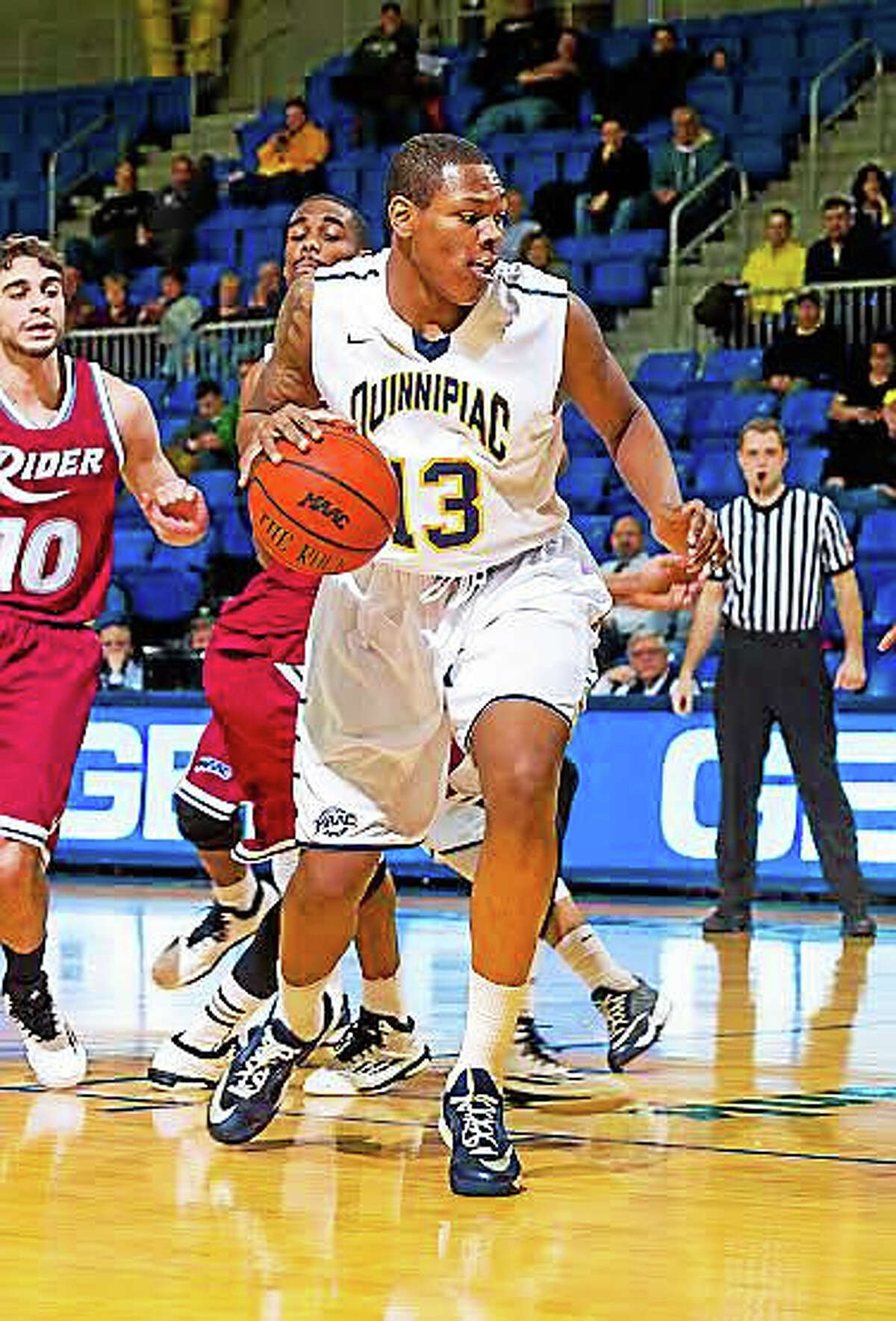 Hillhouse product Chaise Daniels could be the next Bobcats big man to play a starring role for Quinnipiac.