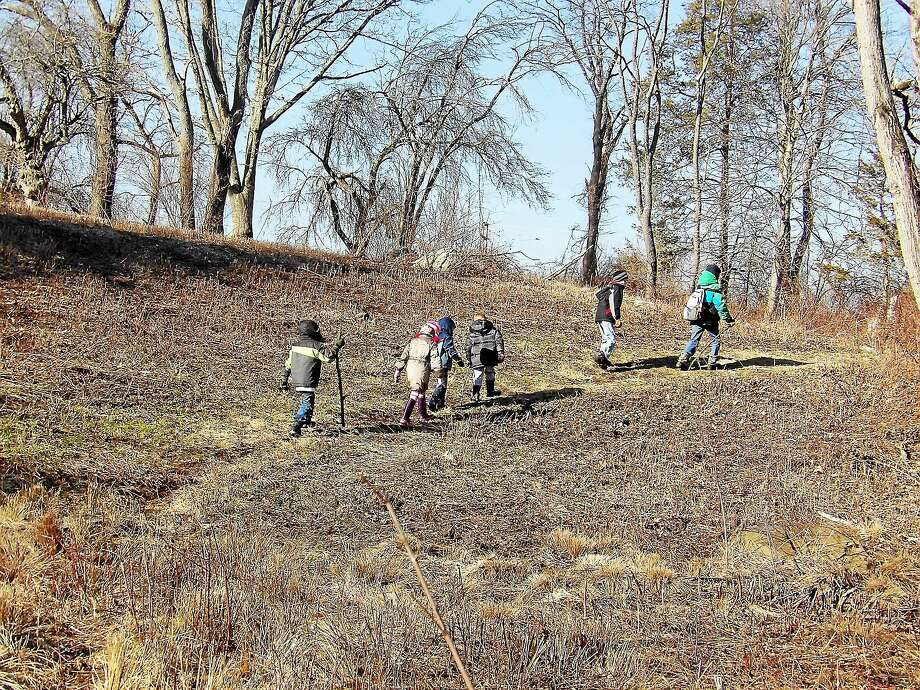 Contributed photo On Monday, March 23 while enjoying the long weekend off from  school students in grades kindergarten through 5th are  invited to come to Flanders to enjoy the great outdoors while  discovering signs of the changing season, 9 a.m.-3 p.m. Pre-registration is required. The cost per child per day is $35 for Flanders members and $45 for non-members. Before and after care is also available for an additional fee. Register online or call Flanders at 203- 263-3711, extension 10. Photo: Journal Register Co.