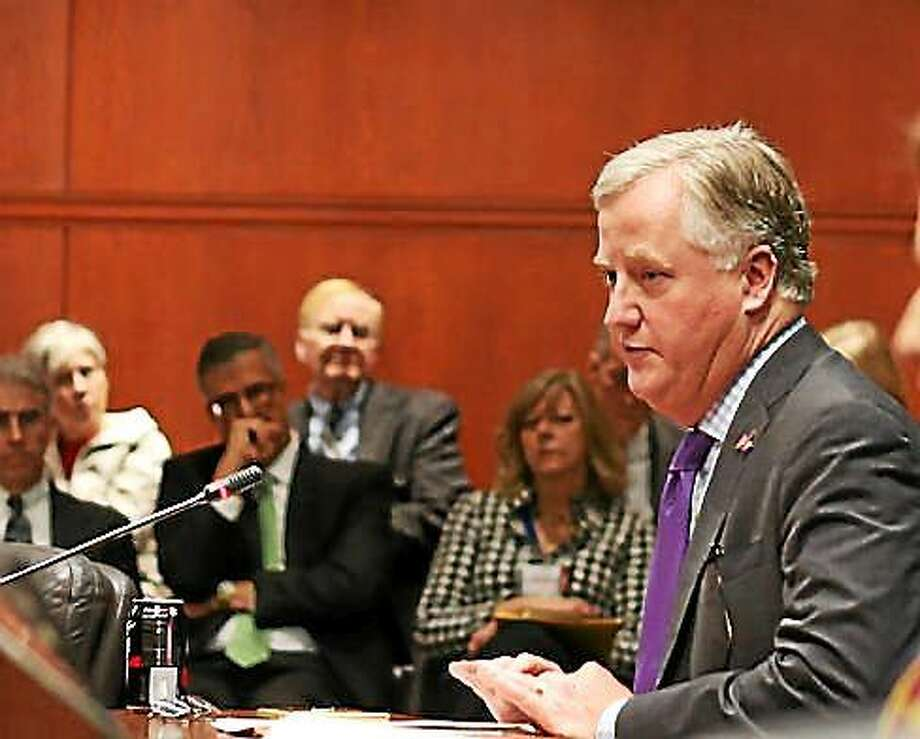House Speaker Brendan Sharkey, D-Hamden. Photo: Christine Stuart — CT News Junkie