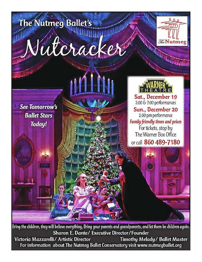 Contributed photo Tickets are available for Nutmeg's performances of The Nutcracker in December. Photo: Journal Register Co.